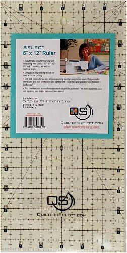 6x12 Non-Slip Ruler