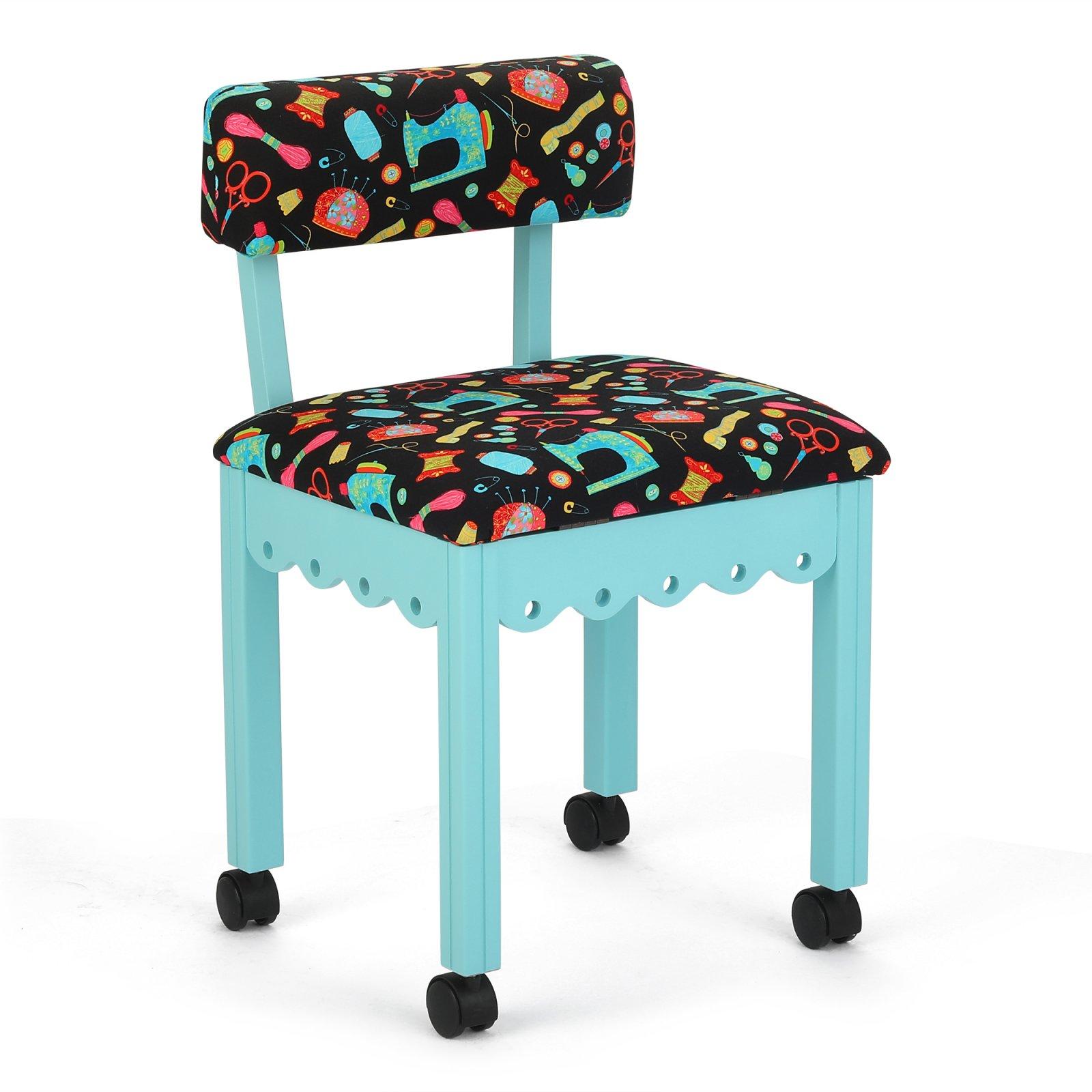 Arrow 7019B Blue/Black Chair