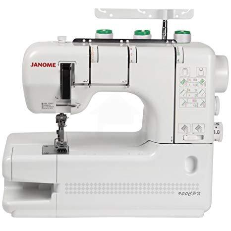 Janome 900CPX Cover Stitch