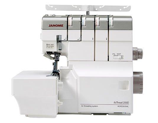 Janome AirThread 2000D Professional 2,3,4 Thread Serger