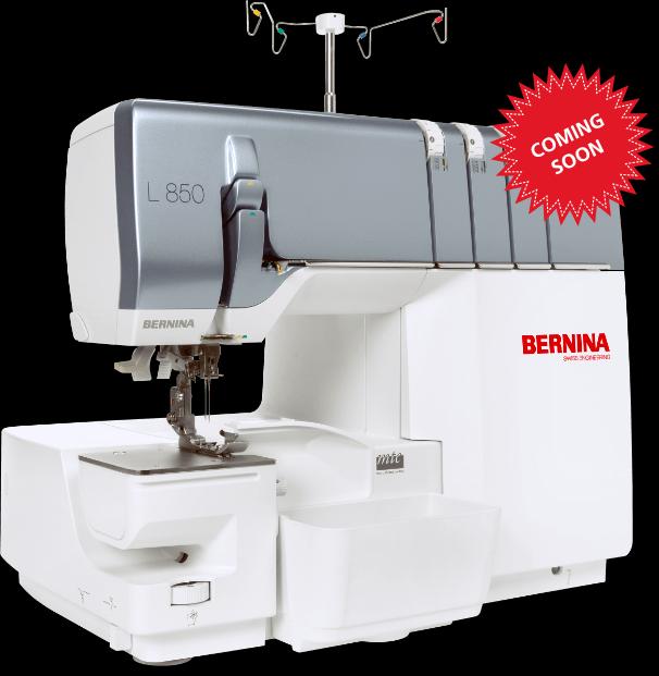 Bernina L850 Air Thread Serger