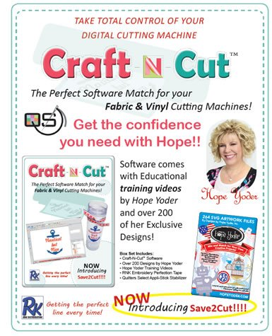 Craft N Cut Software - with 5 Free Exclusive Craft N Cut Digital File Disks