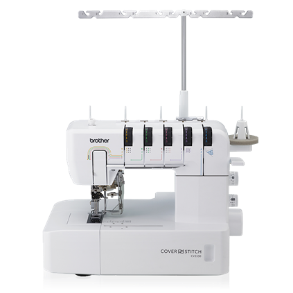 Brother CV3550 Double Cover Stitch Machine