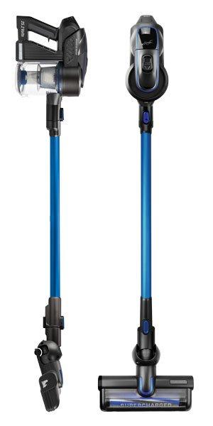 Johnny SuperCharged Stick Vacuum