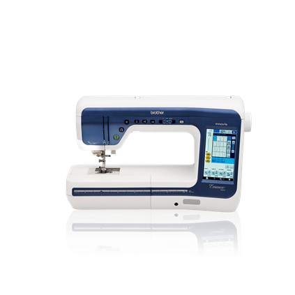Brother Essence Innov-is VM5200 Sewing and Embroidery Machine W/ 8x12 Inch Embroidery Area