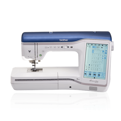 Brother Stellaire Innov'is XJ1 Sewing & Embroidery Machine