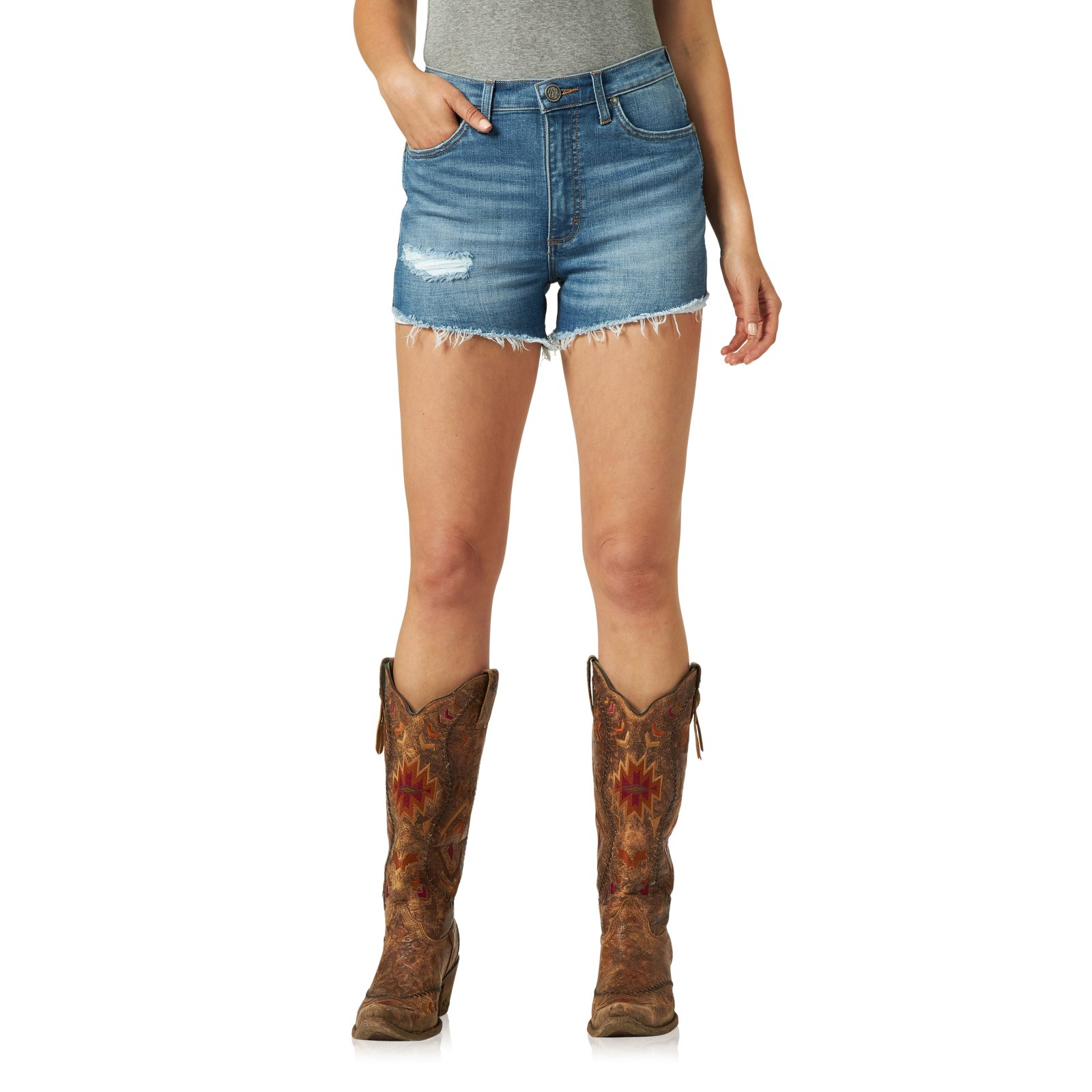 Wrangler Retro High Rise Short 0320