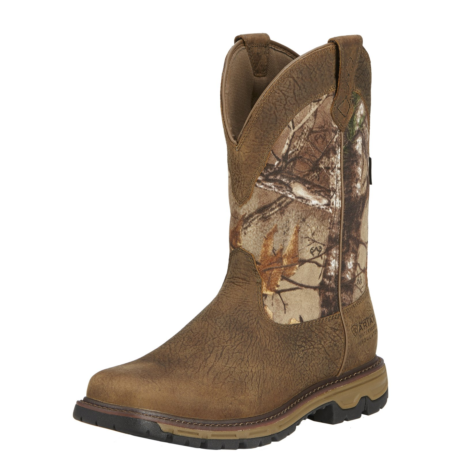 Ariat 10016341 Conquest Pull on H2O Insulated
