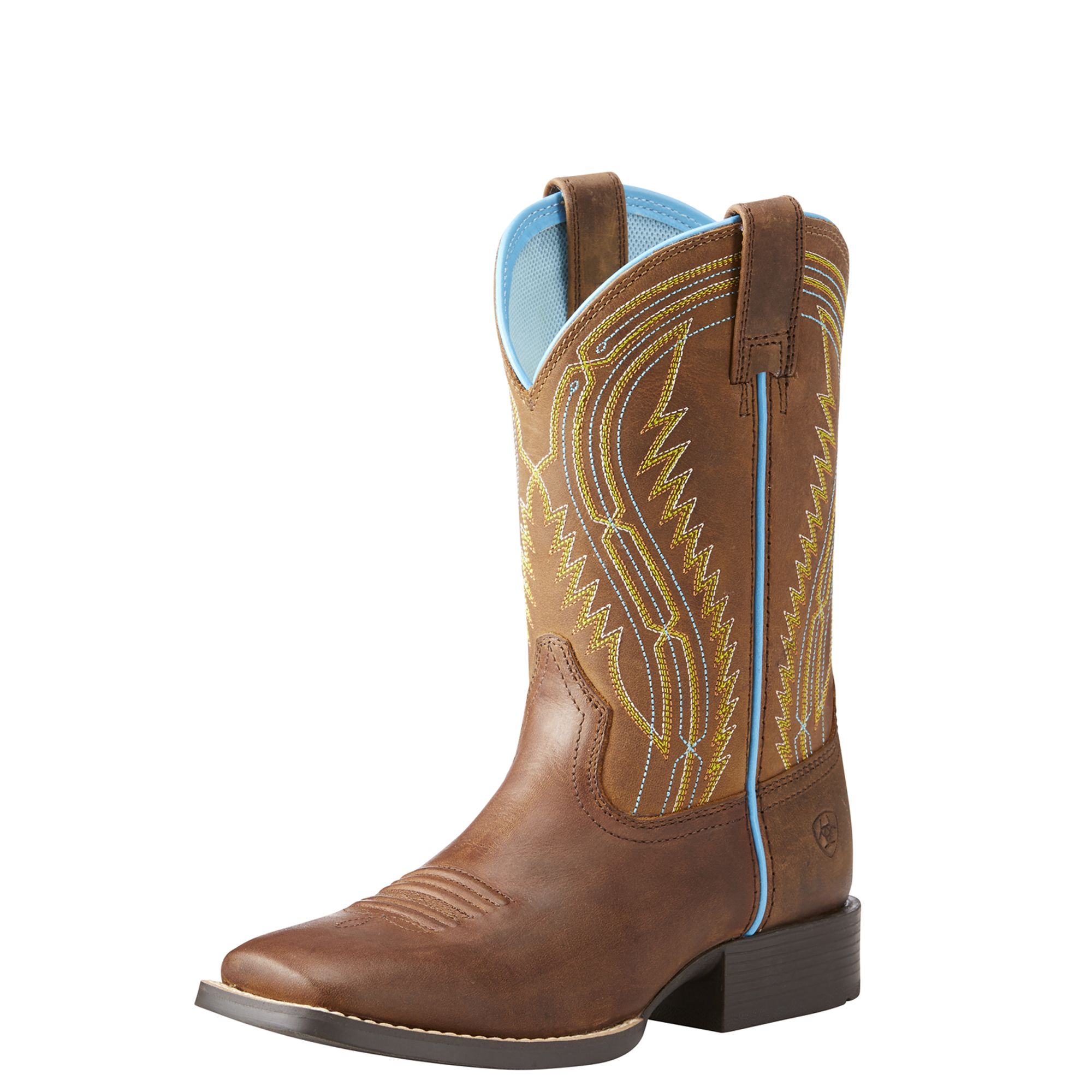 Ariat 10023080 Chute Boss Distressed Brown