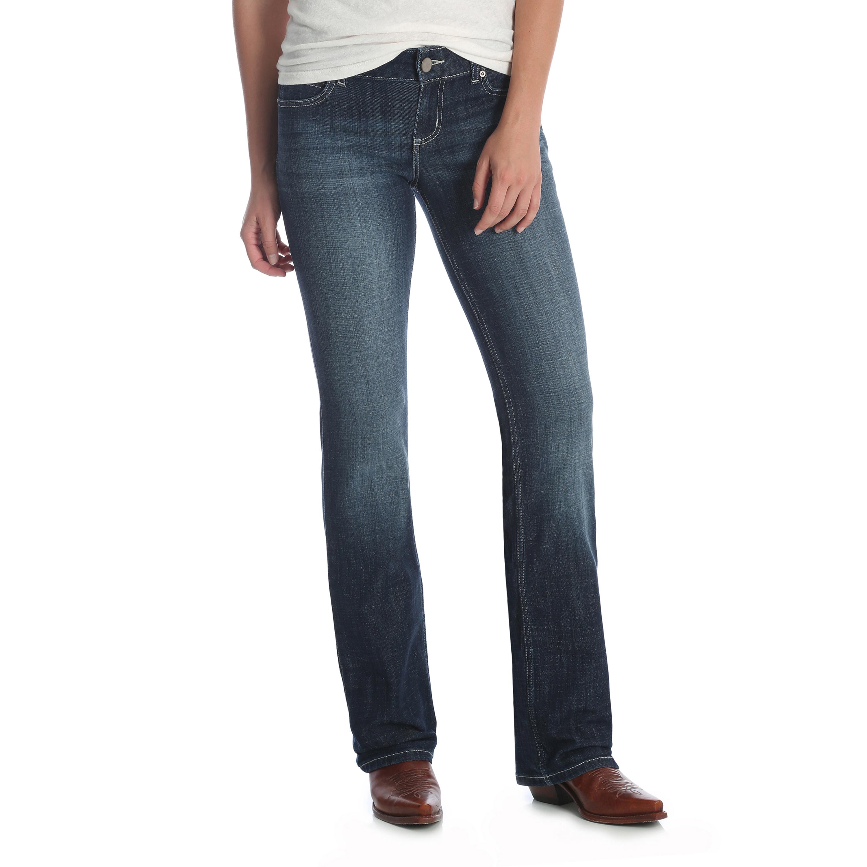 Wrangler Jean Premium Denim Boot Cut