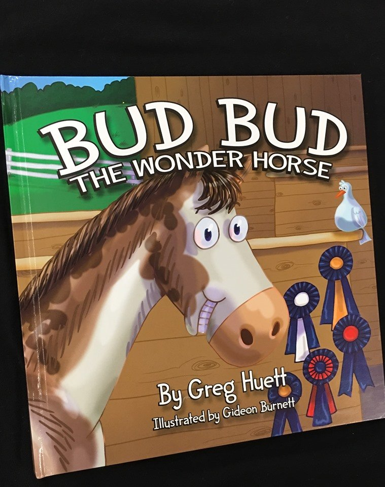 Bud Bud The Wonder Horse Book