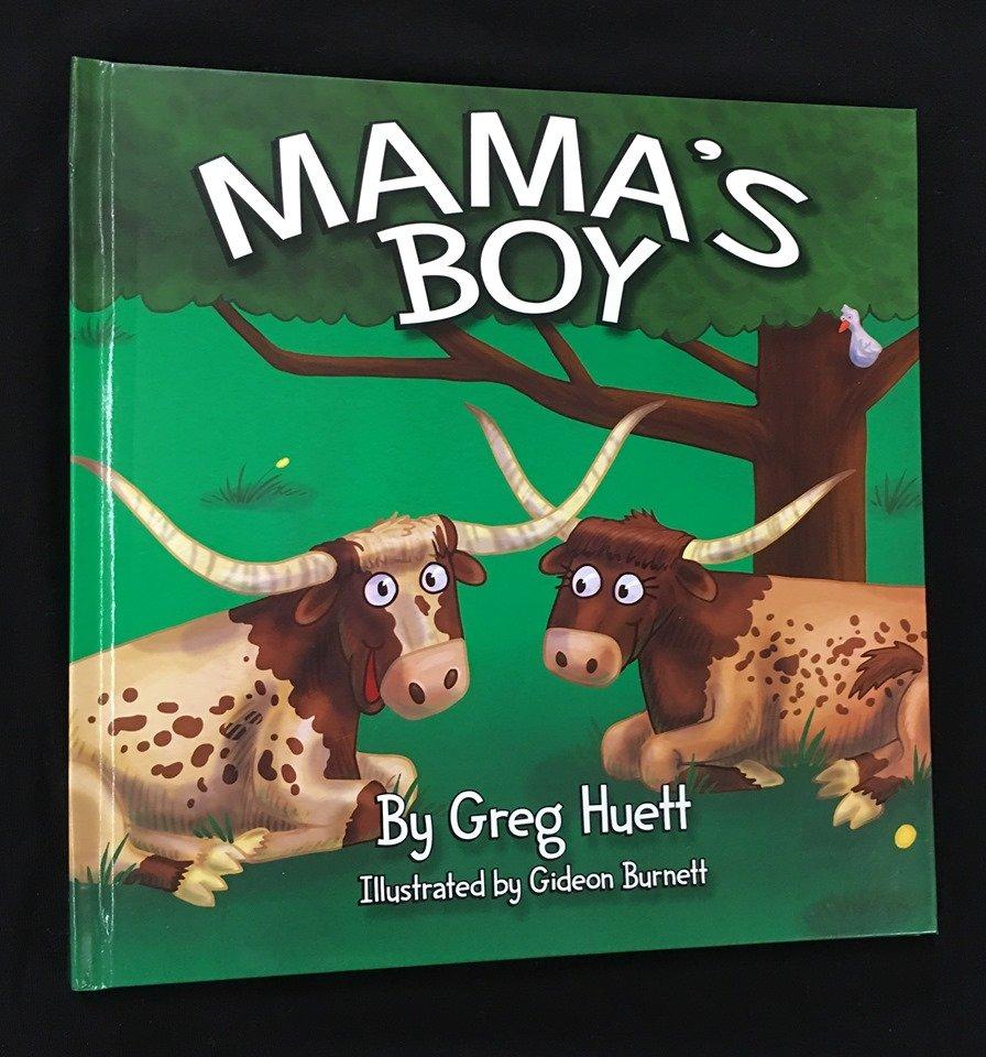 Mamma's Boy Book