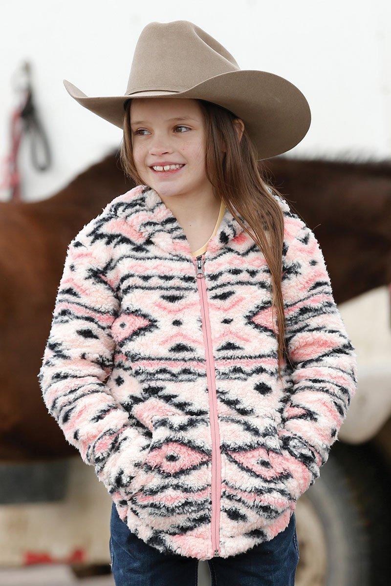 Cruel Girl's Fleece Hoodie 1119