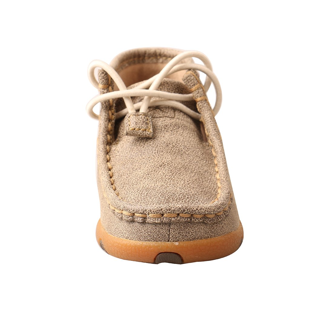 Twisted X Infant Driving Moc Dusty Tan 1019
