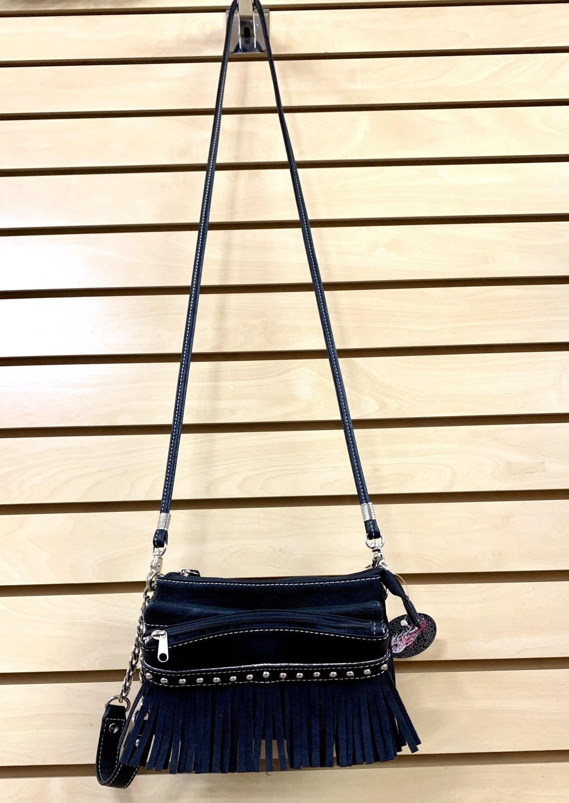 Blazin Roxx Black Cross-body purse