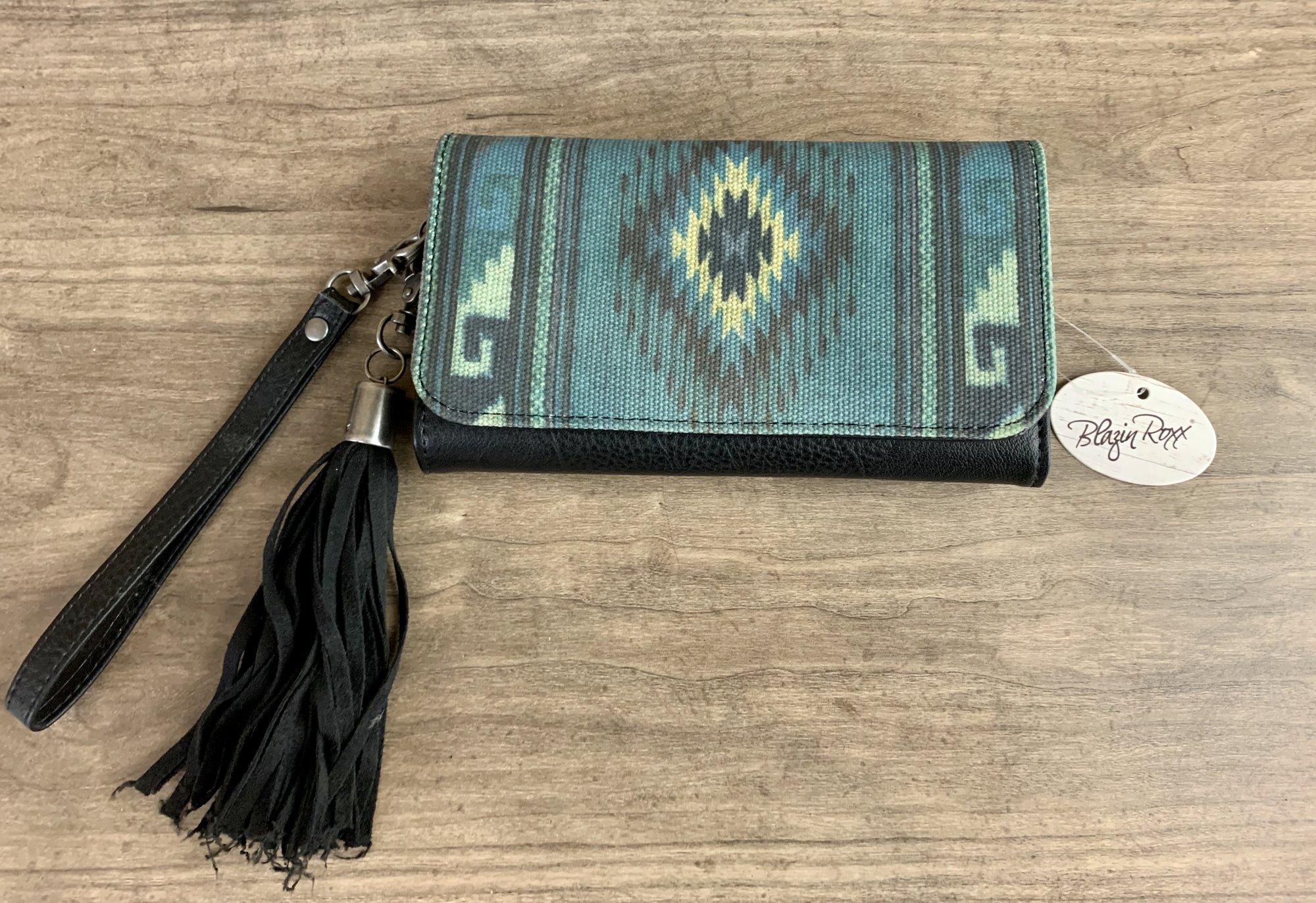 Blazin Roxx Southwestern Wallet