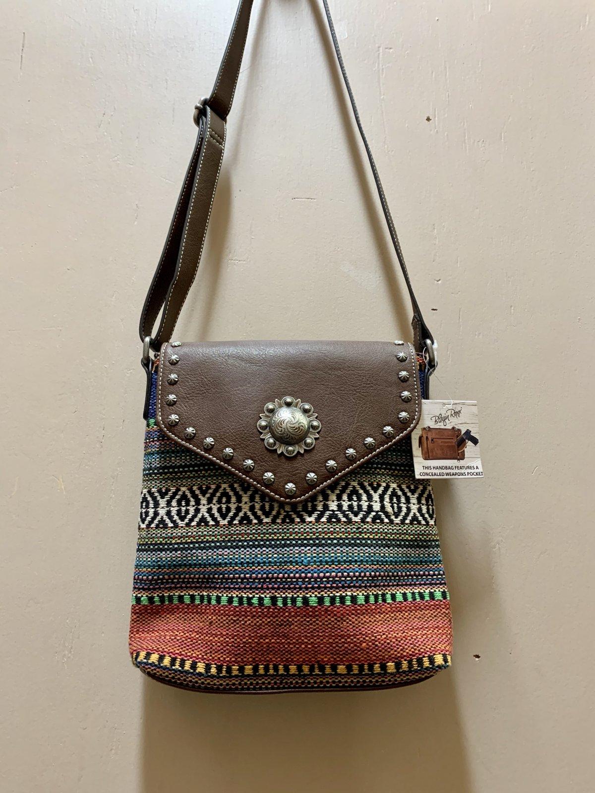 Nocona Savannah Crossbody Bag