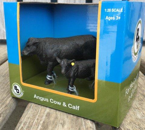 Big Country Angus Cow & Calf