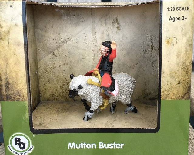 Big Country Mutton Buster