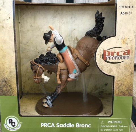Big Country PRCA Saddle Bronc