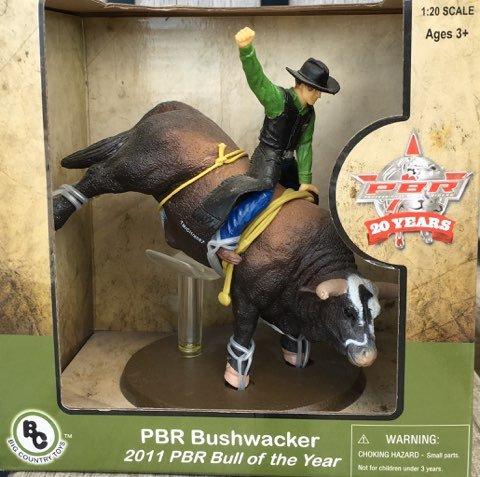 Big Country PBR Bushwacker