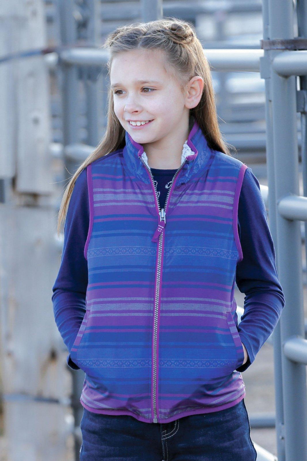 Cruel Girl Youth Reversible Vest 1120