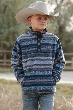 Boy's Cinch Fleece Pullover 0920