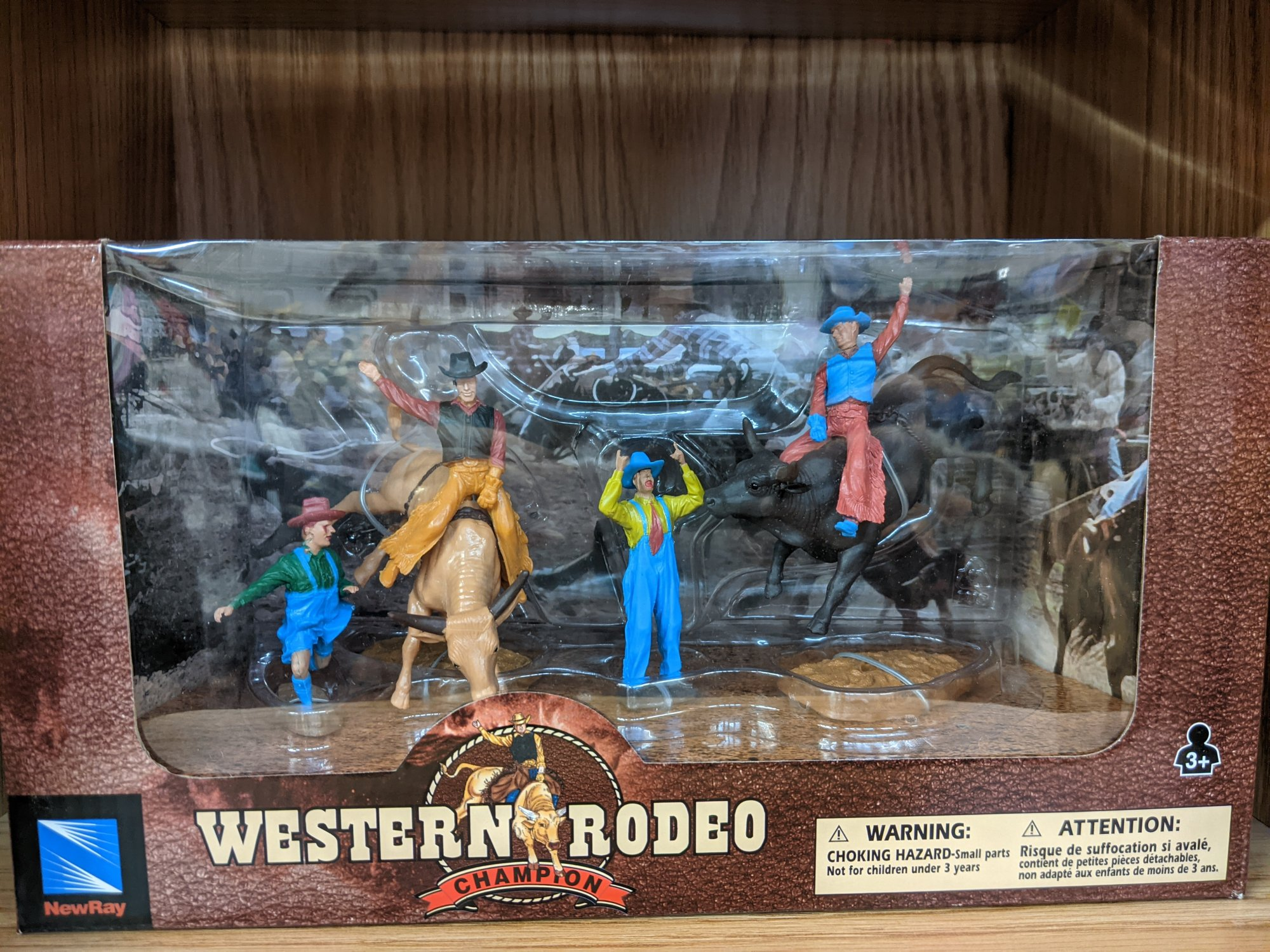 Western Rodeo Playset 1220