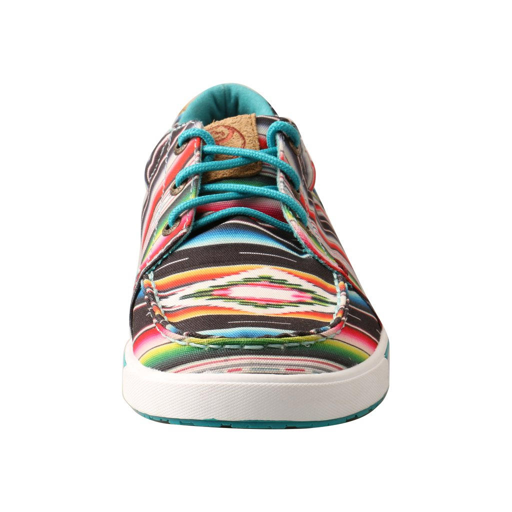 Twisted X WHYC008 Hooey Lopers Blk/Serape 319