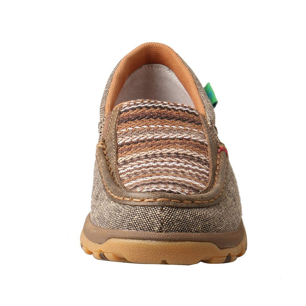 Twisted X  Cell Stretch Casual Slip On Dust/Multi 519