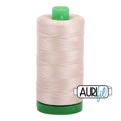 Cotton Mako Thread 40wt 1000m 1040-2312