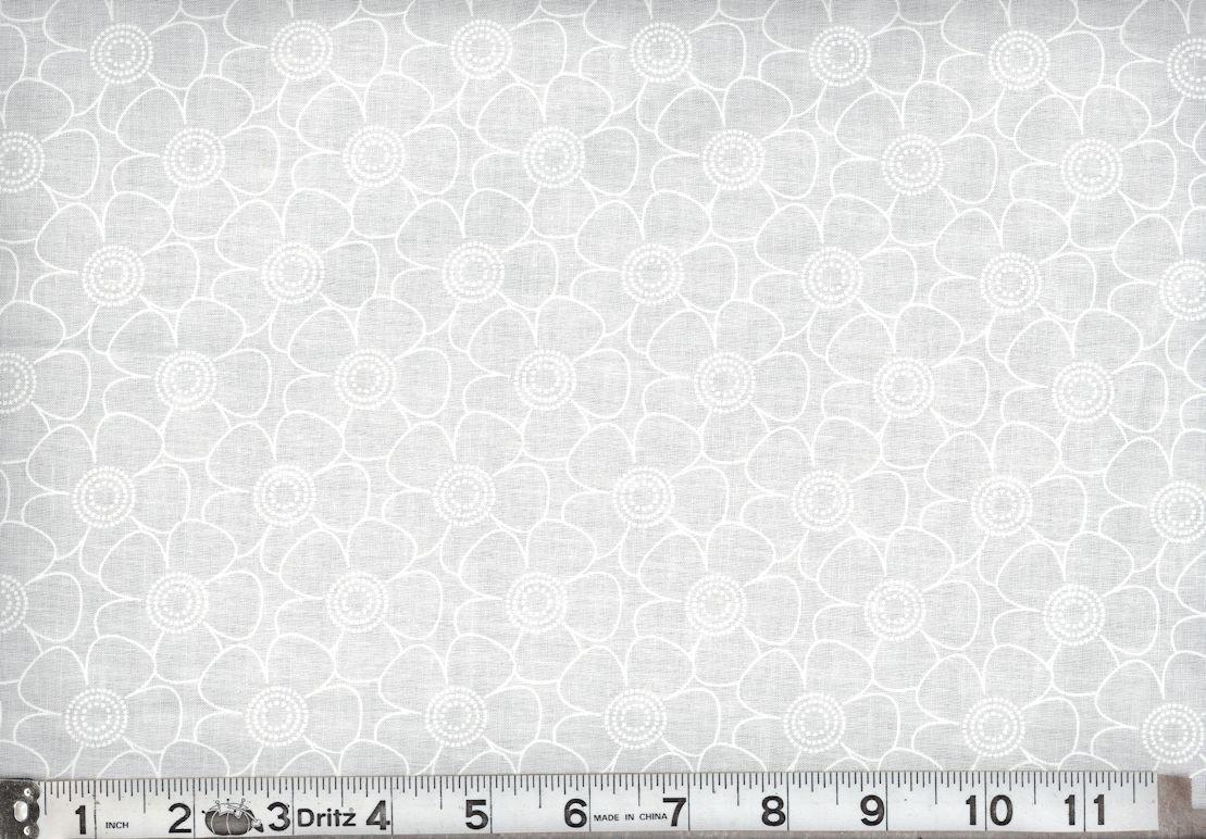 108 Tone on Tone White on White