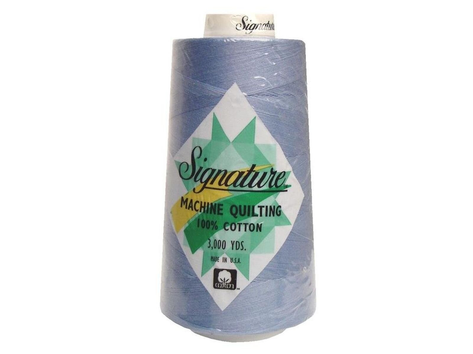 Signature Cotton Machine Quilting 3000yd Iced Blue