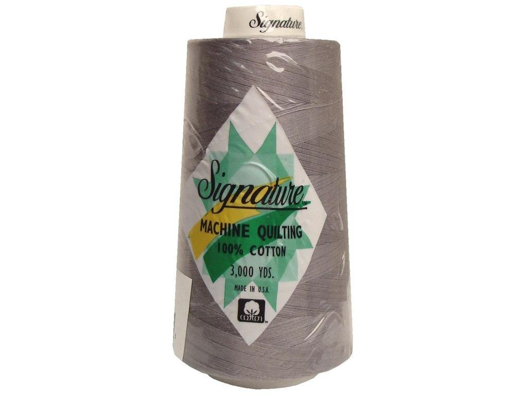 Signature Cotton Machine Quilting 3000yd Oyster Shell