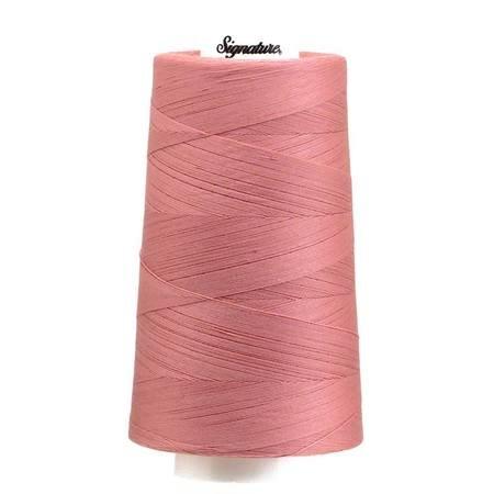 Signature Cotton Machine Quilting 3000yd Praline Pink