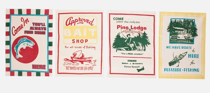 Bait and Tackle Towel Pack
