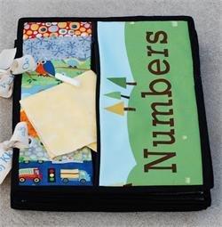 Ten Little Things Quiet Book Kit