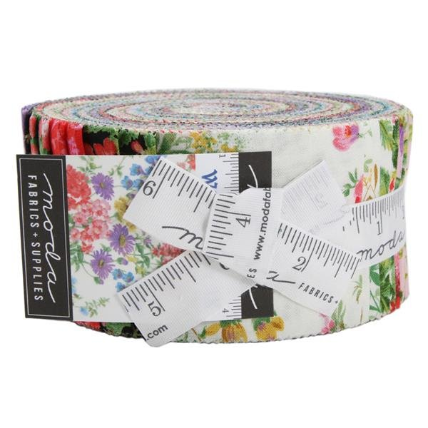 Wildflowers IX Jelly Roll