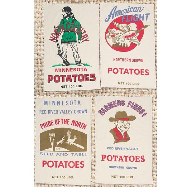 Potato Sacks Towel Pack -1 left