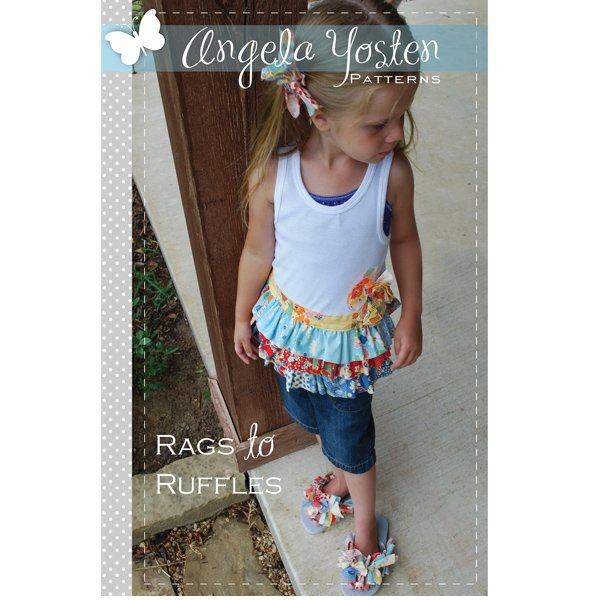 Rags to Ruffles Pattern