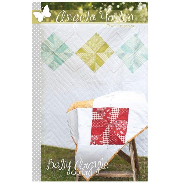 Baby Argyle Quilt Pattern