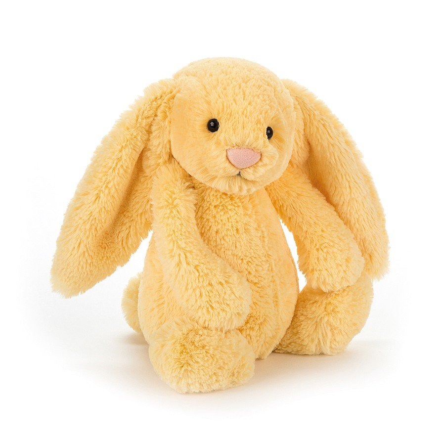 Bashful Lemon Bunny
