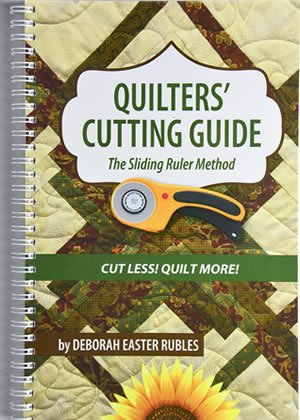 Quilters Cutting Guide Book