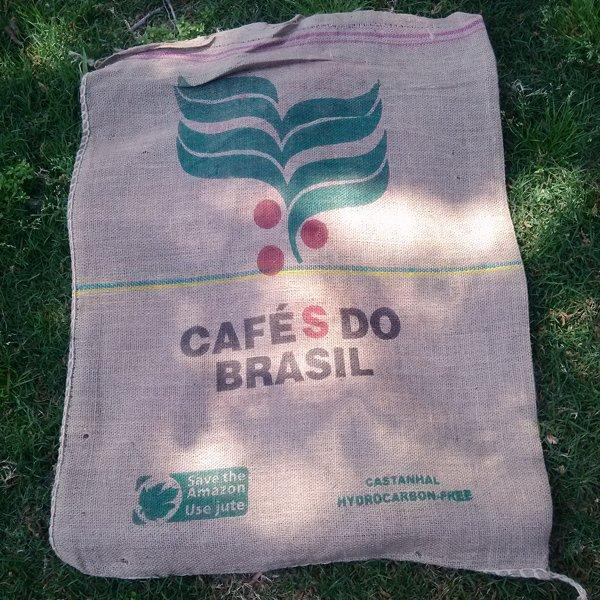 Original Burlap Coffee Bag