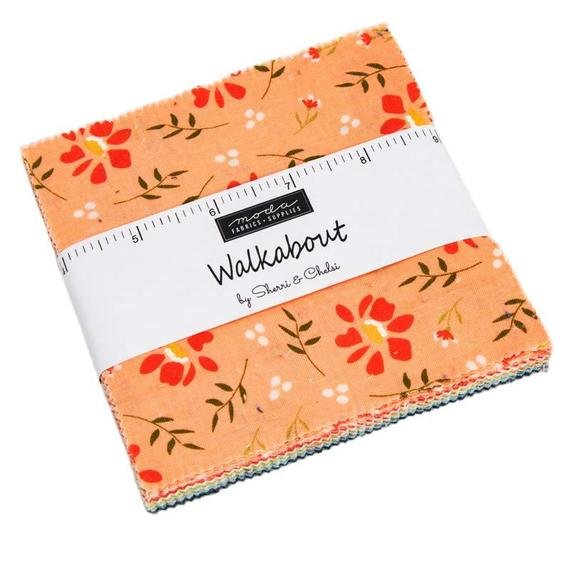 Walkabout Charm Pack