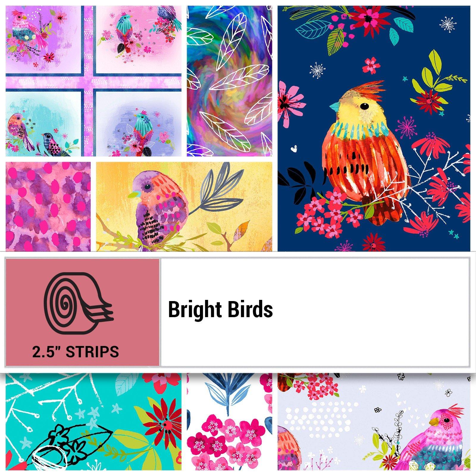 Bright Birds Junior Jelly Roll