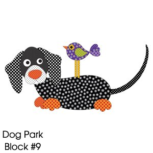 Dog Park Block #9 Kit