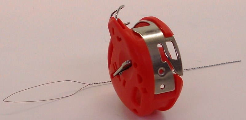 Bernina Bobbin Case, 7 Series Red -  In Store Sales Only
