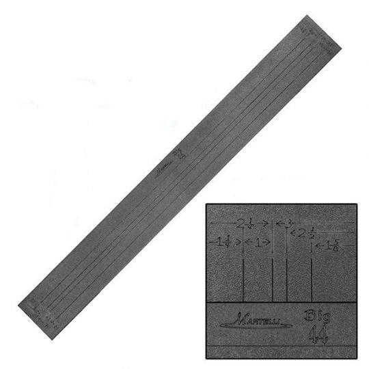 44 Strip Ruler