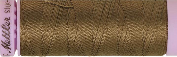 Amygdala Silk-Finish 50wt Solid Cotton Thread 164yd
